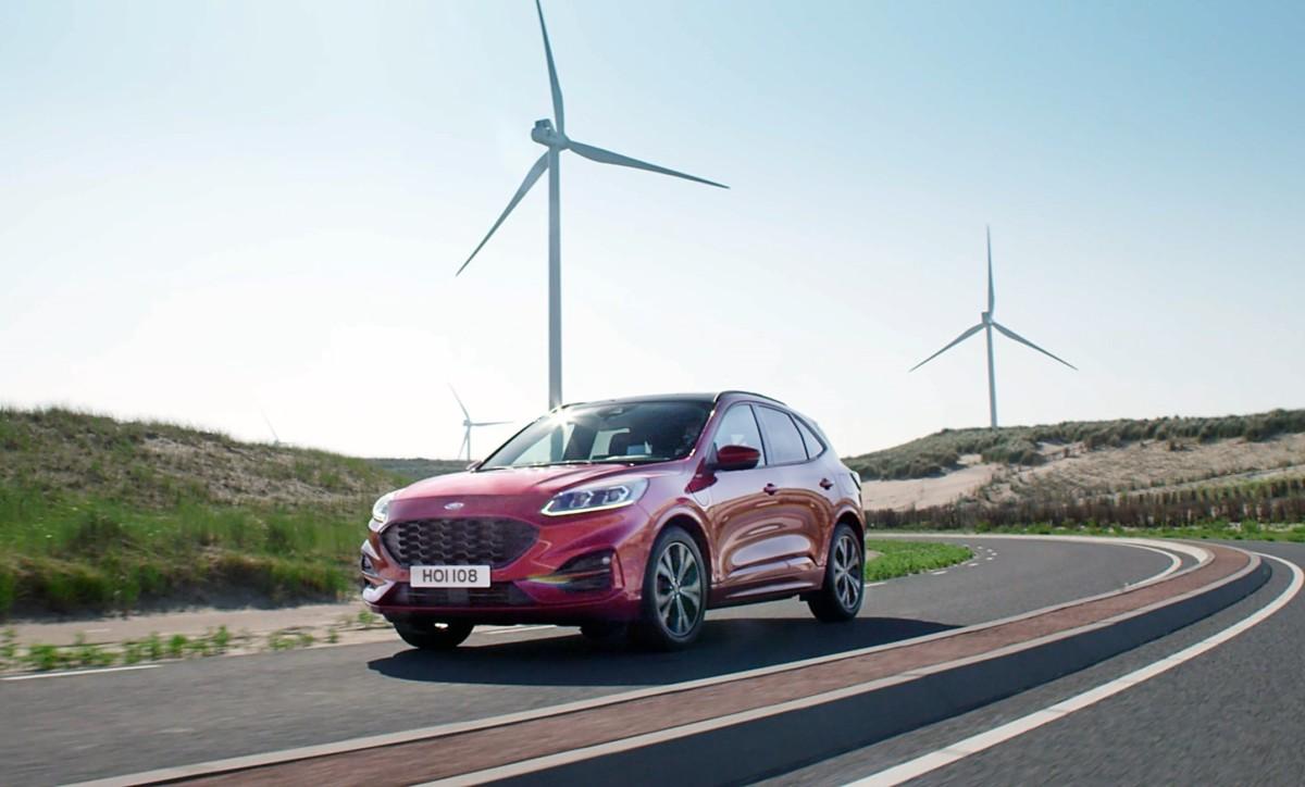 Nuova Kuga: la Ford più elettrificata di sempre