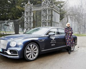 Bentley Milano e Chiara Boni per il Fashion Tour