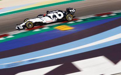 F1 e moda: adesso tocca alla Alpha Tauri
