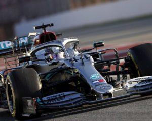 Mercedes scuote il paddock col sistema di sterzo DAS