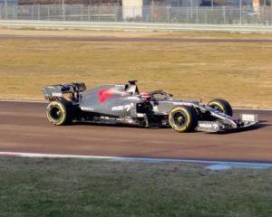 Shakedown per la nuova Alfa Romeo Racing Orlen C39