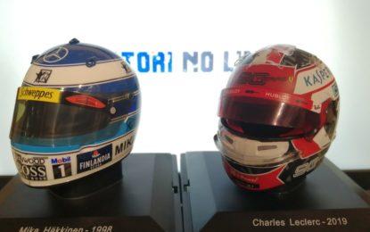 Leclerc ricorda Hakkinen più che Senna