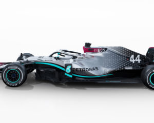 Benvenuta, Mercedes-AMG F1 W11 EQ Performance!