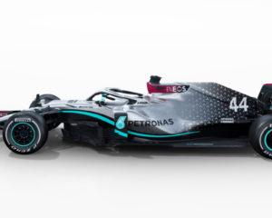 Benvenuta, Mercedes-AMG F1 W11 EQ Performance!