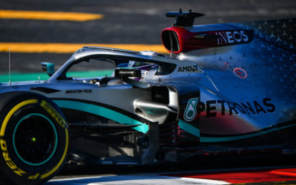 Mercedes reinvent the wheel: il sistema DAS