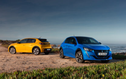 Peugeot 208: 250mila clienti in Italia dalla prima generazione