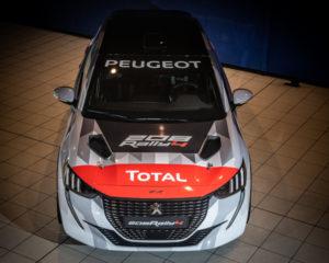 Andreucci racconta lo sviluppo della Nuova Peugeot 208 Rally 4