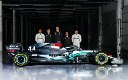 Nuovo Trackside Fluid Engineer PETRONAS per il Team Mercedes F1