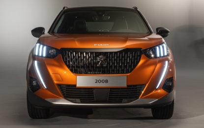 Grande lancio per il nuovo SUV Peugeot 2008