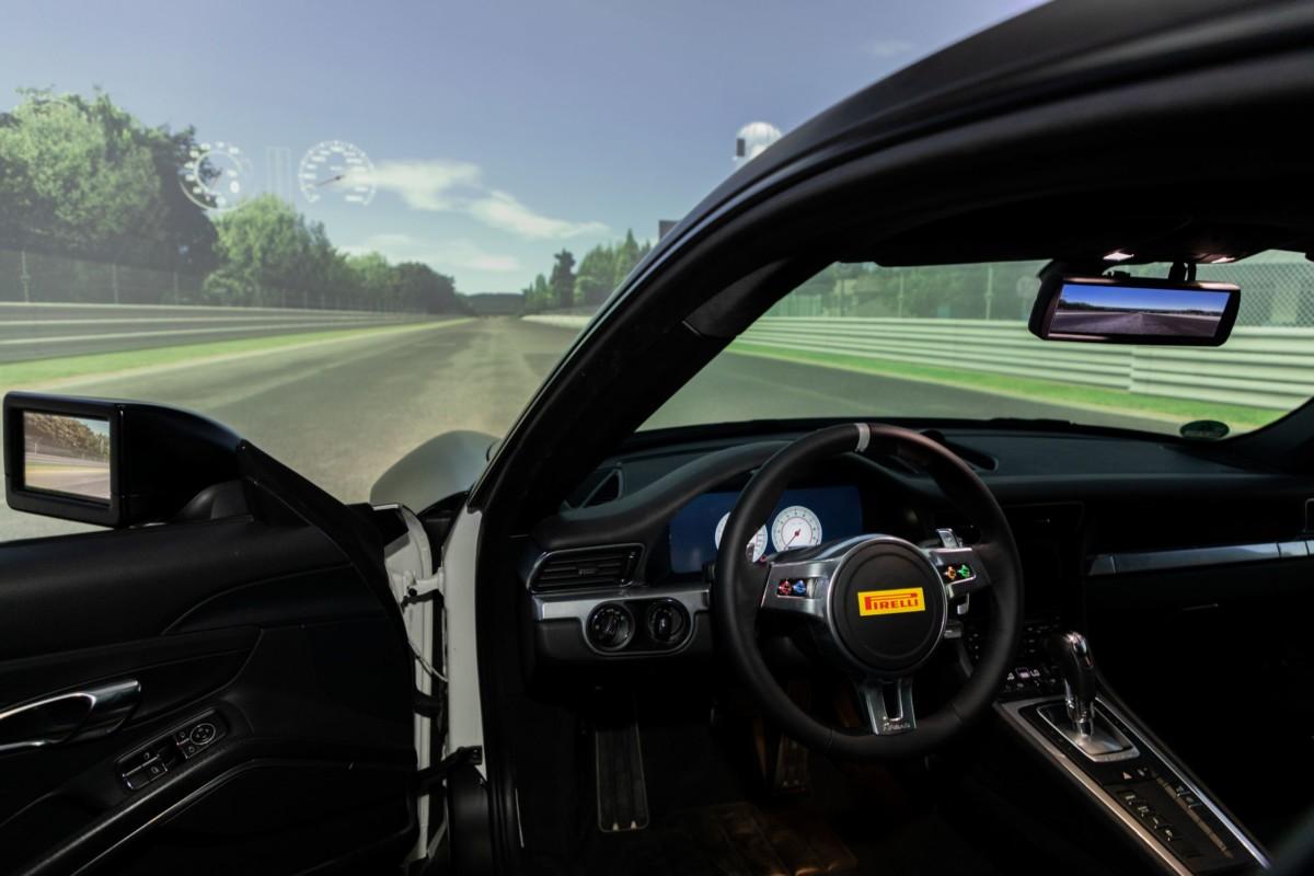 Un nuovo simulatore R&D per Pirelli