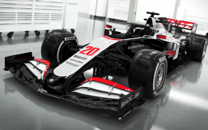 Haas F1 primo team a mostrare il design 2020