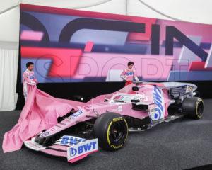 Racing Point RP20: nuova livrea e nuovo sponsor