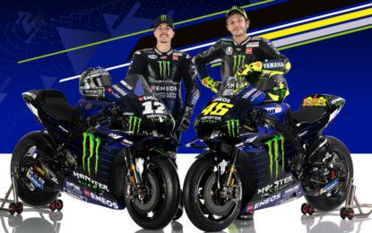 Monster Energy Yamaha MotoGP Team pronto per il 2020