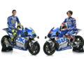 Team Suzuki Ecstar: blu e argento per celebrare 60 anni nelle corse
