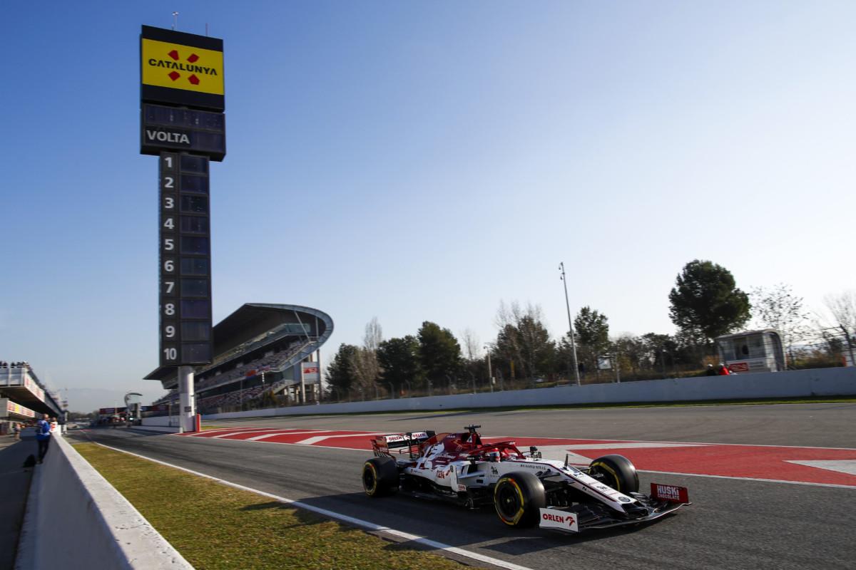 Da domani la seconda sessione di test F1 in diretta su Sky