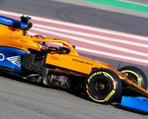 Il punto Pirelli sulla prima sessione di test F1 a Barcellona