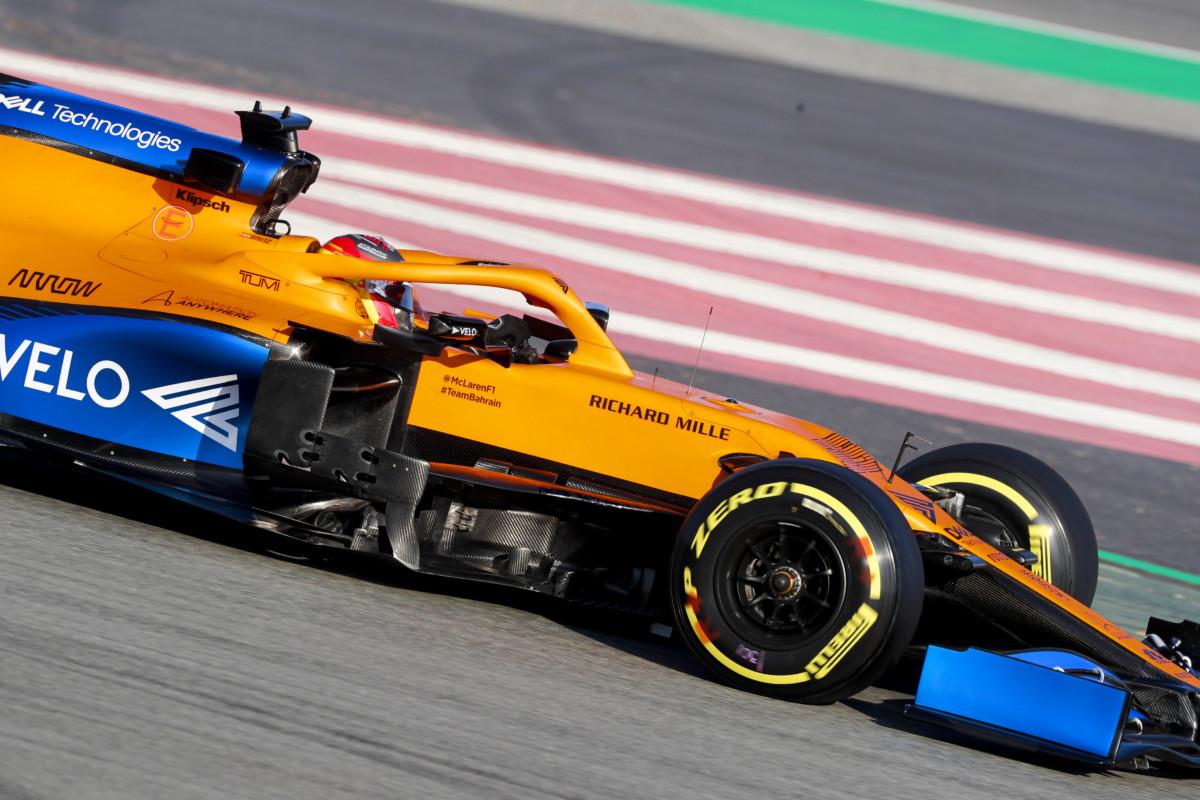 vendite calde dove acquistare codice promozionale Il punto Pirelli sulla prima sessione di test F1 a Barcellona ...