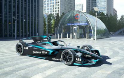 Formula E: ecco la Gen2 EVO per il campionato 2020/2021