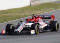 Test F1: il mercoledì da leoni di Kubica, davanti a Verstappen e Perez
