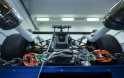 Lamborghini: primi test al banco per la Hypercar V12 Squadra Corse