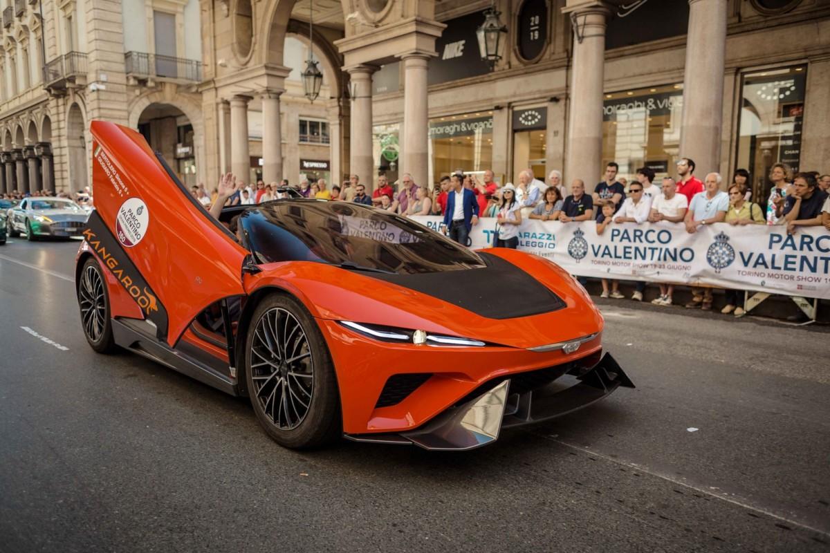 Il Milano Monza Motor Show abbraccia il Piemonte: torna il Gran Premio Parco Valentino