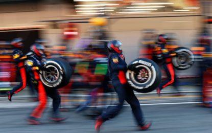 Test F1: il bilancio finale Pirelli al termine dei sei giorni a Barcellona