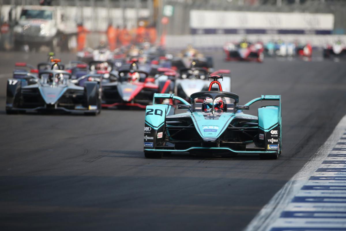 Formula E: a Evans e Panasonic Jaguar Racing il round in Messico