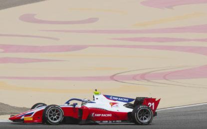 Formula 2: il bilancio dei piloti FDA dopo il test in Bahrain