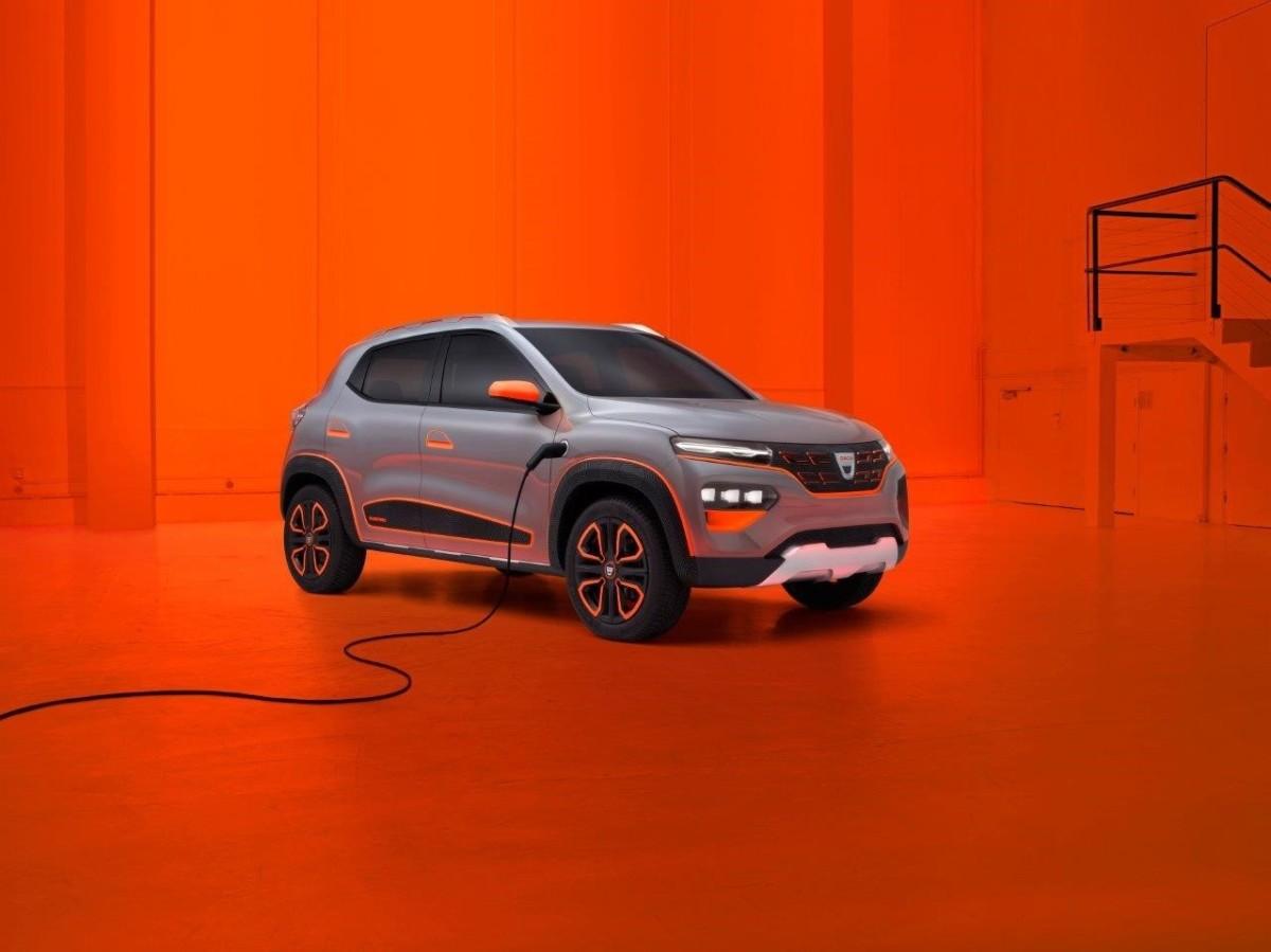 Spring: la rivoluzione elettrica firmata Dacia