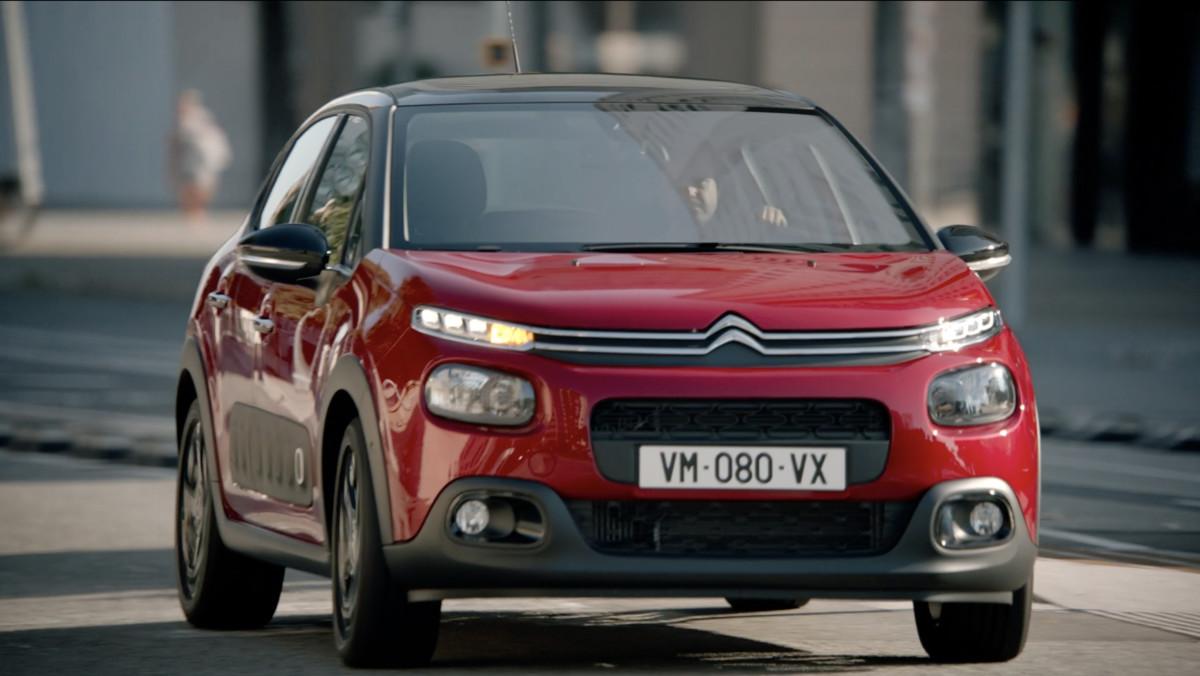 Citroën C3: in TV una campagna sulla personalizzazione