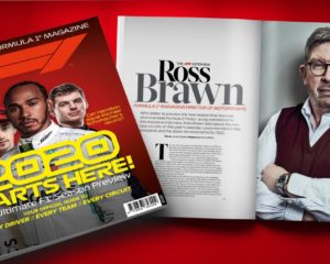Official Formula 1 Magazine: un nuovo mensile per i fans