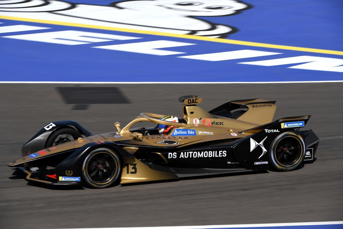 Formula E: vittoria primo doppio podio per DS Techeetah a Marrakech