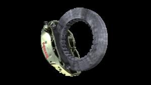 F1 Brembo Braking System v1