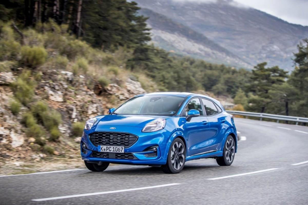 Ford Puma: ibrida più venduta in Italia nei primi due mesi 2020