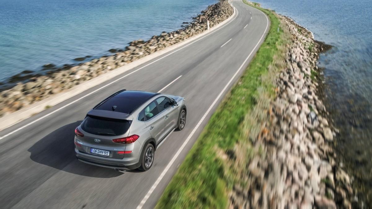 Hyundai presenta Nuova Tucson XLine: ancora più ricca