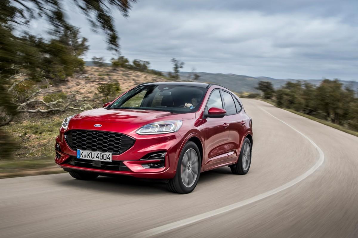 Nuova Ford Kuga: mai così elettrificata e su misura per tutti