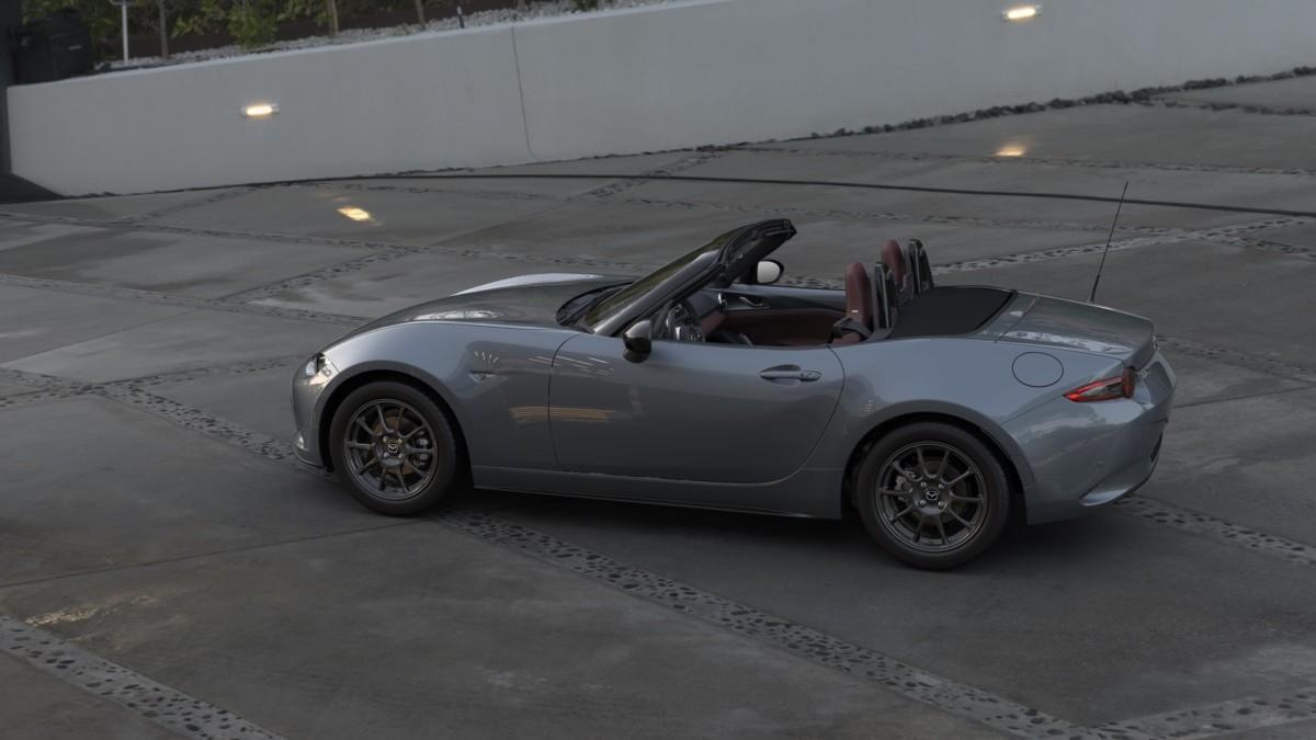Mazda MX-5 2020: l'essenza della roadster