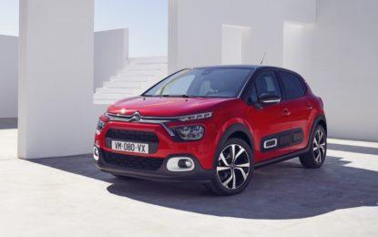 Nuova Citroën C3: un frontale che dà ancora più carattere
