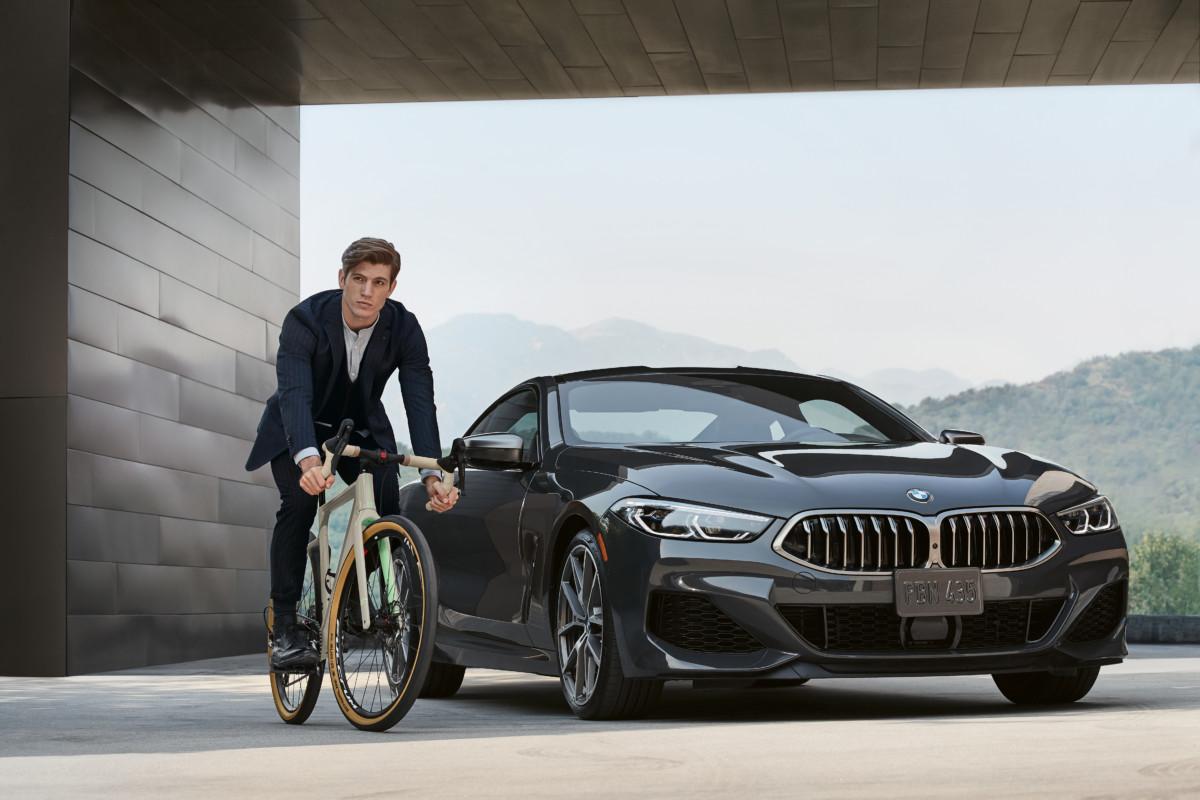 BMW e 3T lanciano la nuova bici 3T FOR BMW