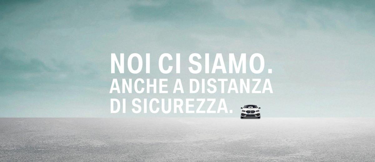 #InsiemePerRipartire con BMW Italia e Alex Zanardi