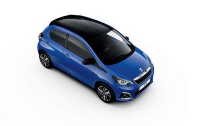 La Peugeot 108 si aggiorna