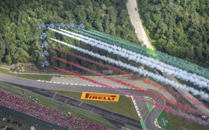 L'Autodromo di Monza per l'emergenza coronavirus
