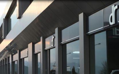 DR riconverte l'attività per realizzare un presidio sanitario di ventilazione assistita