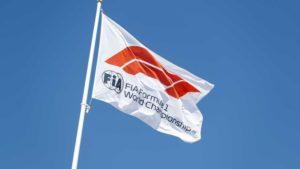 bandiera FIA