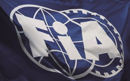 La FIA approva le modifiche ai regolamenti 2020