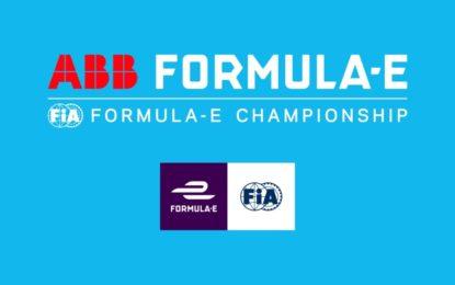 Formula E e FIA sospendono temporaneamente la stagione
