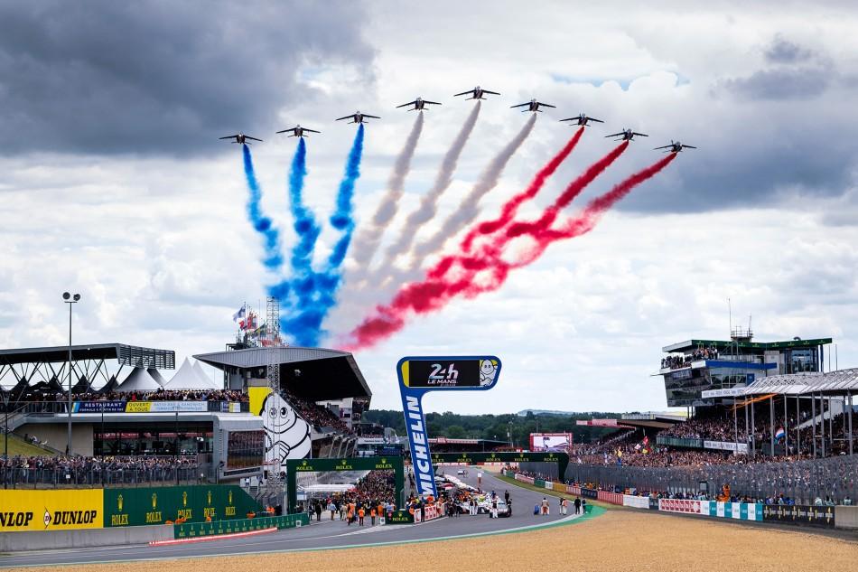 24 Ore di Le Mans a settembre: non accadeva dal 1968