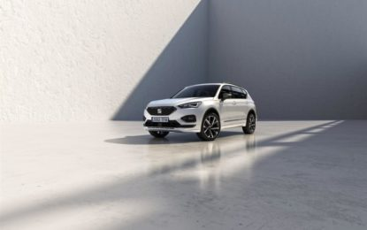 SEAT Tarraco FR e Ateca FR Black Edition