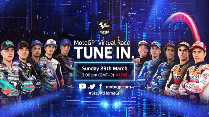 Domenica i piloti di MotoGP si sfidano nel Mugello Virtual GP