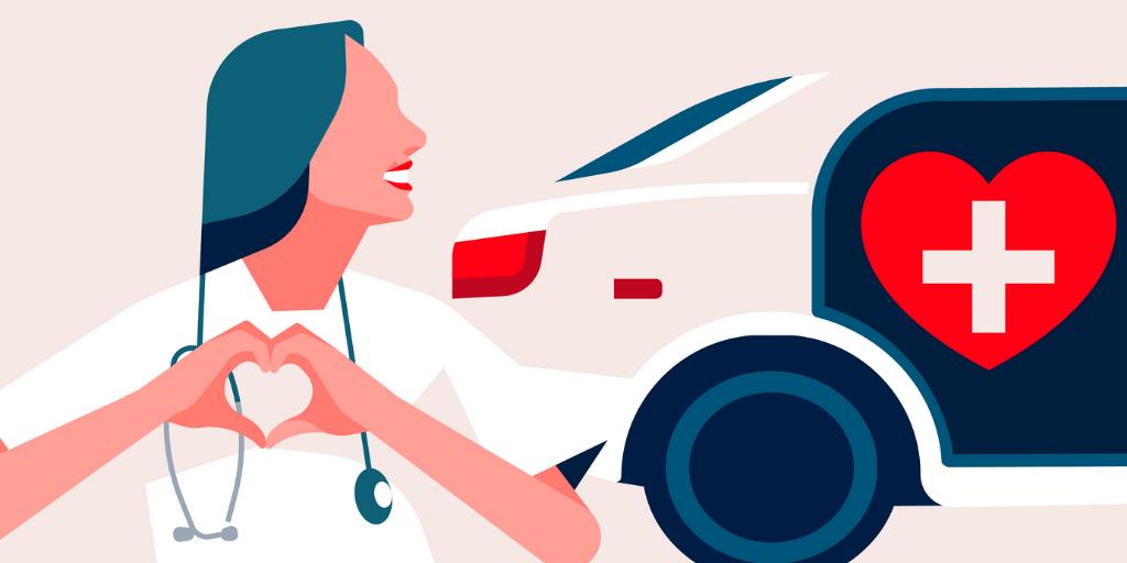 """Da FREE NOW e Q8 l'iniziativa """"EROI"""": corse gratuite al personale sanitario"""
